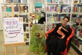 Märchenerzählerin Gudrun Mehrhoff liest am 30. Januar auf digitalem Wege vor. Foto: Stadt Minden/Bibliothek