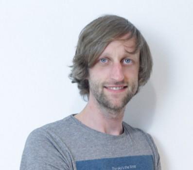 Projektkoordinator Steffen Steinmann Foto: Haus Neuland