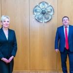 Neuer Verwaltungsvorstand II: Dr. Ute Röder nimmt weitere Führungsaufgaben wahr