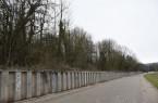 In dieser Woche starten zwischen der Schutzhütte des Heimat- und Verkehrsvereins und dem Corveyer Hafen die ersten Maßnahmen für die Landesgartenschau 2023. Foto: