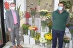 Neues Blumenfachgeschäft, Foto: Stadt Bad Lippspringe