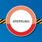 Padersteinweg ab Montag gesperrt Kanalbauarbeiten zwischen Hans-Humpert-Straße und Am Kalberdanz beginnen