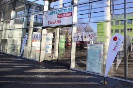 Beförderung für Menschen mit Behinderung zum Impfzentrum, Foto: Kreis Lippe