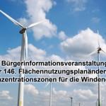 Konzentrationszonen für Windenergie: Stadt stellt Planung digital der Öffentlichkeit vor