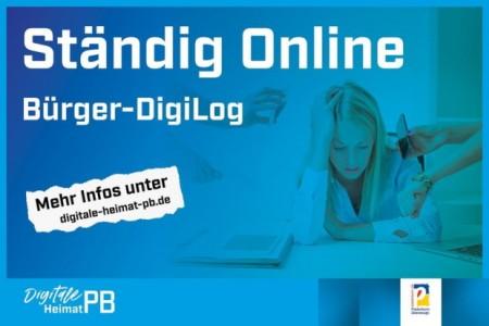 """""""Ständig Online"""" - das war der Titel des letzten DigiLogs. Foto: Stadt Paderborn"""