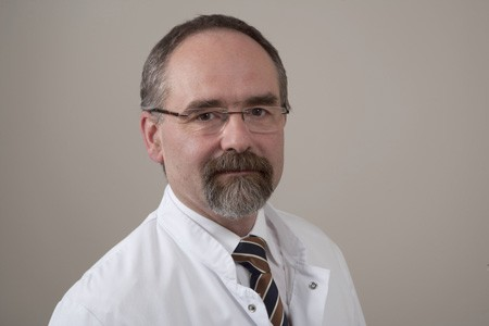 PD Dr. Rüdiger Klän, Chefarzt der Klinik für Urologie (Foto: Klinikum Gütersloh)