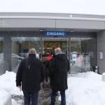Start im Impfzentrum des Kreises Gütersloh