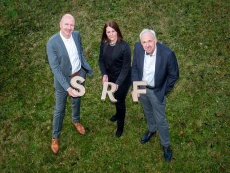 Projektteam: Henning Schreiber, Sarah Golcher und Lutz Freiberg © Iris Aumann/KAVG