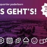 """Planungen für das """"zukunftsquartier paderborn"""" starten Digitale Beteiligungsmöglichkeiten für Bürger*innen"""