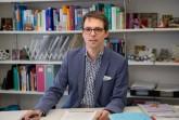 Professor Dr. Dr. Martin Holtmann ist Ärztlicher Direktor der LWL-Universitätsklinik Hamm für Kinder- und Jugendpsychiatrie. Foto: LWL/Feige