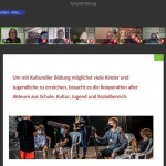 Digitales Kulturforum stößt auf großes Interesse