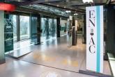 Das Foto zeigt die 1:1-Inszenierung des ENIAC im HNF Foto: Sergei Magel/HN).