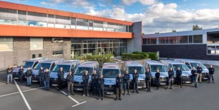 Das Oltrogge-Service-Team ist immer schnell und zuverlässig vor Ort. Es sorgt für turnusmäßige Wartungen und Reparaturen, die im Mietpreis inklusive sind (Bildnachweis: © Oltrogge).