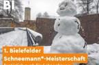 Bielefeld Marketing ruft zur 1. Bielefelder Schneemann-Meisterschaft auf. Foto: Bielefeld Marketing/Sarah Jonek