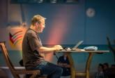 Tobias Schrödel hält am 11. März einen Vortrag über Digitalisierung. Foto: Yi-Ji