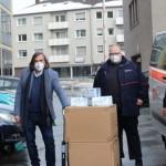 Stadt Gütersloh gibt 155.000 Masken an Bedürftige aus