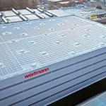 Wortmann installiert größte zusammenhängende Photovoltaik-Aufdachanlage