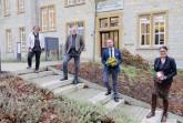 Neue Professoren für Soziale Arbeit und Diakoniewissenschaft ernannt  Foto: Thomas Richter