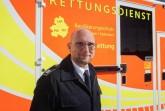 Stefan Kaiser, Leiter Rettungsdienst