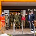 Bundeswehr leistet Unterstützung in Pflegeeinrichtungen