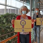 Kreativ in der Krise – der Internationale Frauentag im Kreis Gütersloh