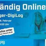 "Bürger DigiLog ""Ständig online"" Ordnung im Kopf trotz digitaler Reizflut"