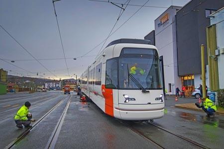 Anfang Dezember vergangenen Jahres kam der erste Wagen der neuen Vamos-Generation in Bielefeld an. Foto: Sarah Jonek