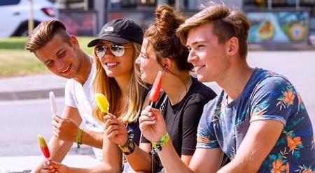 Jugendreisen 2021: Ziele in Deutschland sind jetzt cool.Foto: