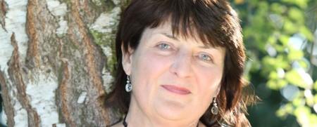 Die Mindener Krimiautorin Andrea Gerecke, Foto: Karin Jacob
