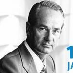 Bertelsmann erinnert zum 100. Geburtstag an Nachkriegsgründer Reinhard Mohn