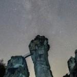 Astronomie zum Anfassen, Online