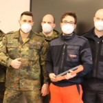Bundeswehr unterstützt Corona-Testungen