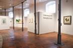 """Ein Blick in die Ausstellung """"Künstlerinnen"""".Foto:© Stadt Paderborn"""