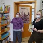 Bücherbus des Kreises Paderborn ist wieder on Tour