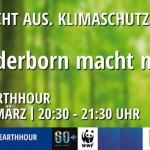 Licht aus für den Klimaschutz