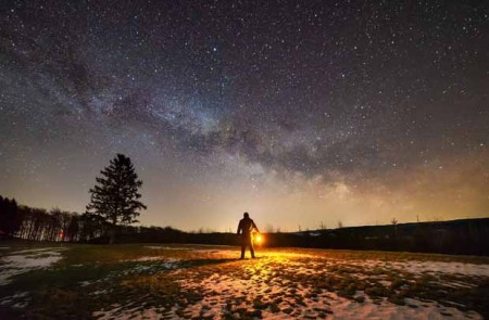 Astronomie zum Anfassen