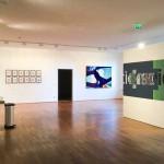 Written Imagery – mit Malerei von Aatifi, Collage und Konzeptkunst
