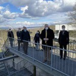 Bürgermeister besucht Hochschule – Zusammenarbeit stärken