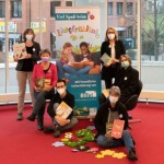 Stadtbibliothek: Lesefrühling 2021 – digital und anders