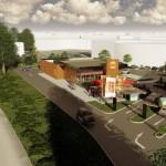 Spatenstich zum geplanten Burger King®