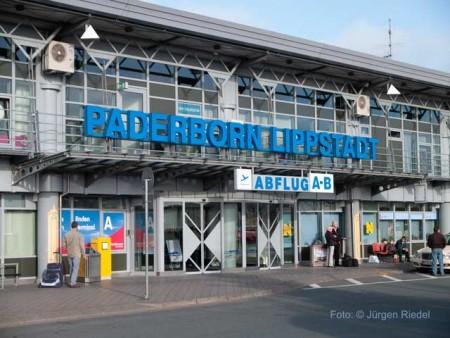 Symbolbild: Flughafen Paderborn-Lippstadt_OWLj