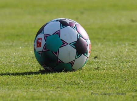 Symbolbild-Fussball - © J.Riedel
