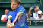 Auch Belgiens Topstar, der 30-jährige David Goffin (ATP 13), hat seinen Start beim hochklassig besetzten Haller ATP-Rasenevent vom 12. bis 20. Juni 2021 zugesagt. © NOVENTI OPEN