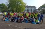 Aktion saubere Landschaft Baerenkaempen