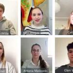 Junge Redner debattieren erstmals per Videokonferenz