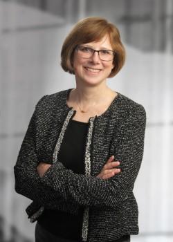 Carola Brindöpke (Fachbereichsleiterin Jugendbildung im Haus Neuland)