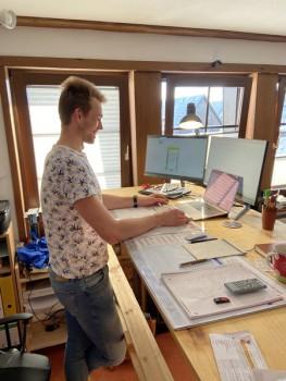 "Felix Tiemann (Projektkoordinator ""MyHistoryMap OWL"")"