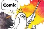 Logo Comicwettbewerb Comicrundreise