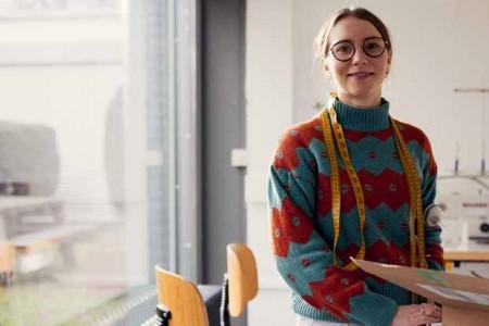 Modestudentin-Marie-Prochatzki