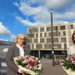 Neue Doppelspitze am Fachbereich Gesundheit der FH Bielefeld